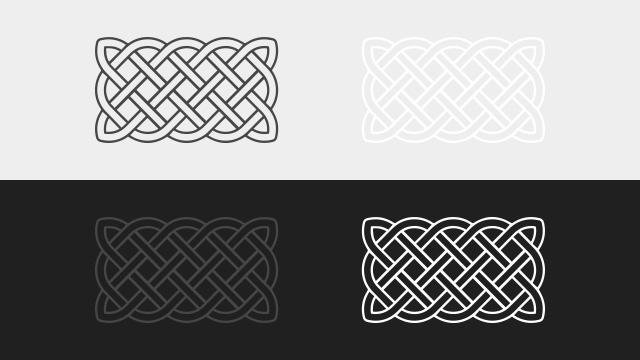 Runviking Small Pattern2